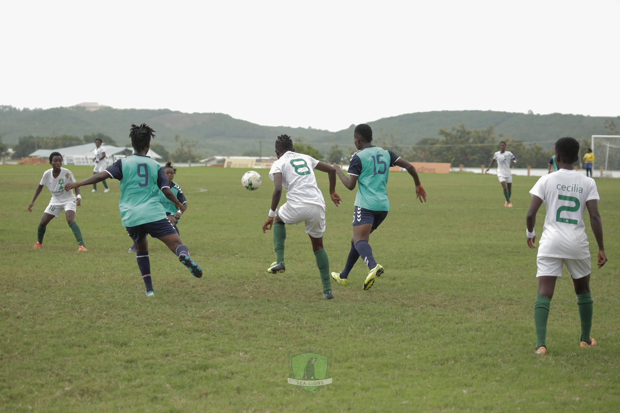 Sealion Vrs Lady Strikers